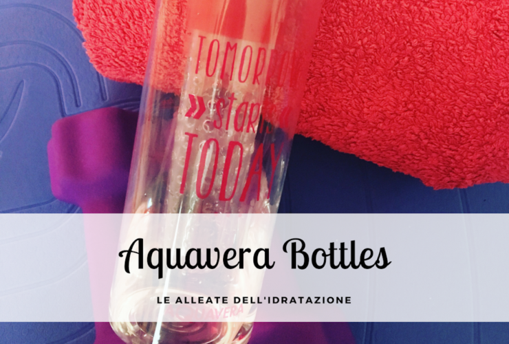 Aquavera Bottles, le alleate di mamme e sportive