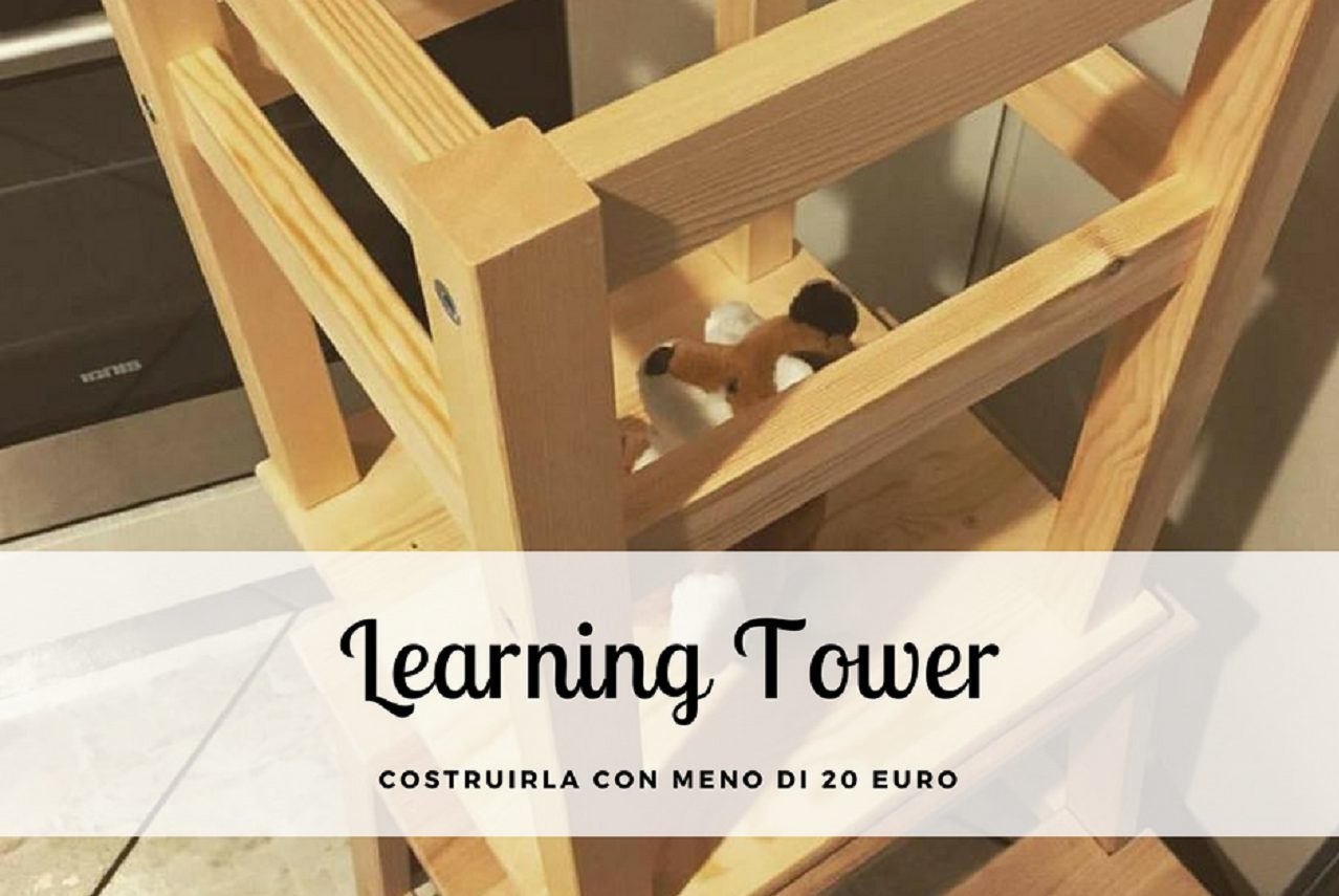 Learning tower cosè e come farla in casa green womam