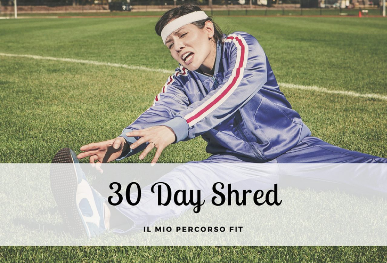 30 days shred
