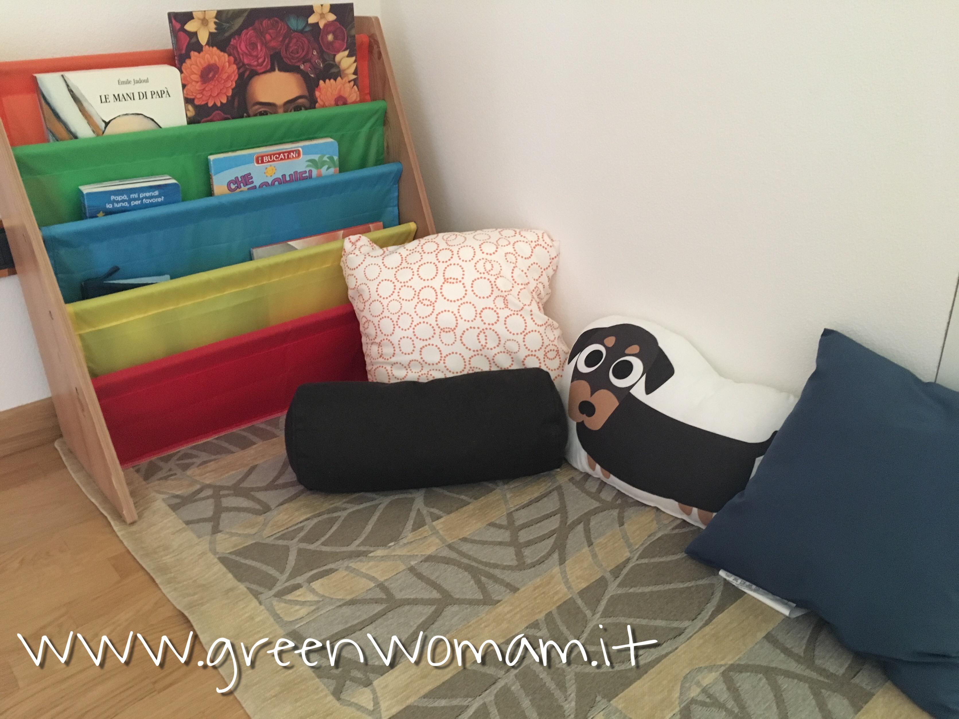 Cameretta Montessoriana Ikea : La nostra cameretta di ispirazione montessoriana 98% ikea green womam
