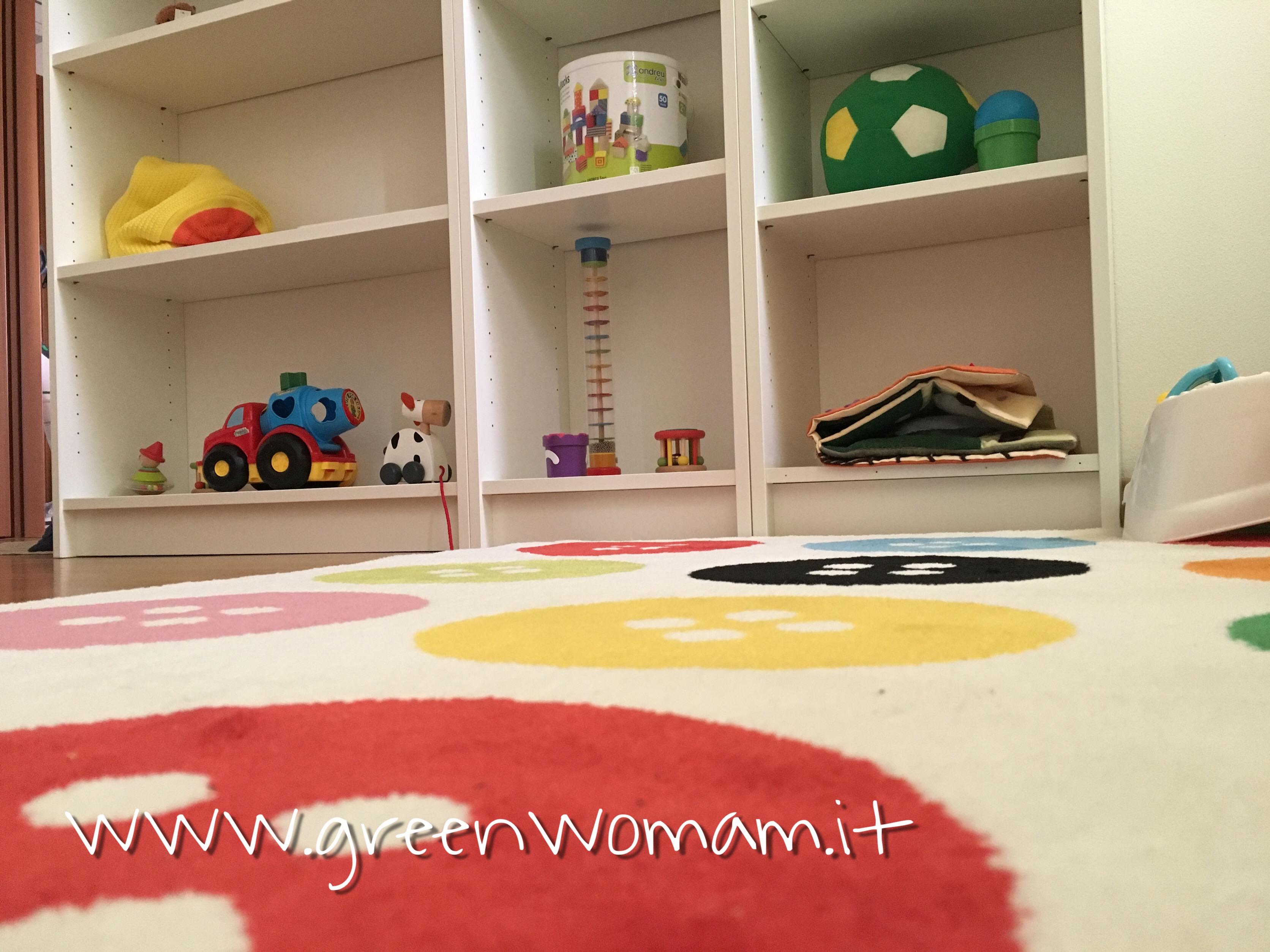 Cameretta Montessori Ikea : La nostra cameretta di ispirazione montessoriana 98% ikea green womam