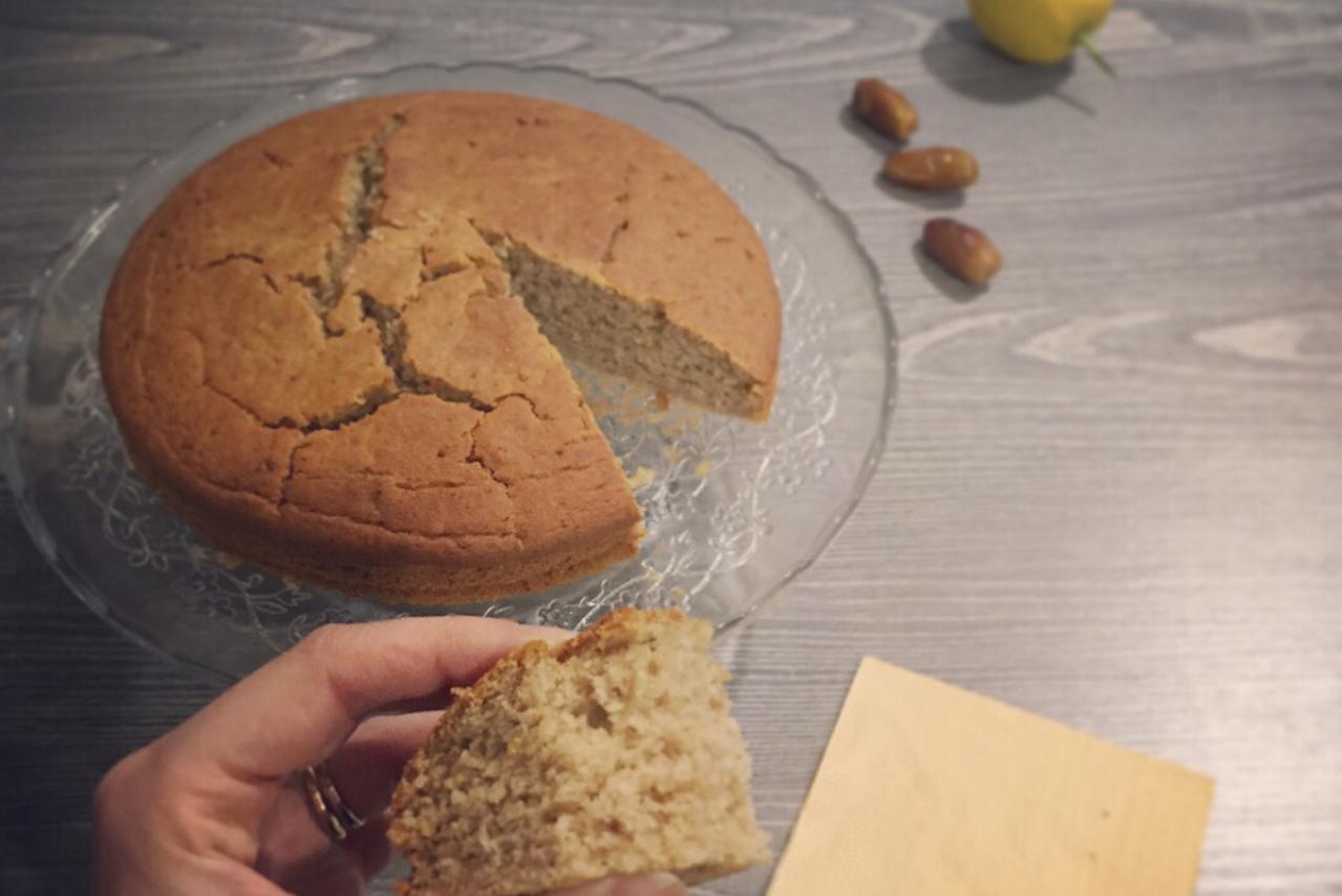 torta senza zucchero