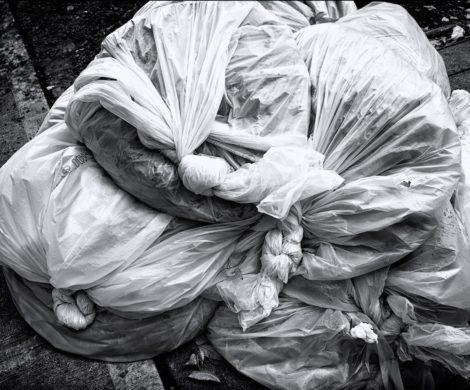 ridurre la plastica